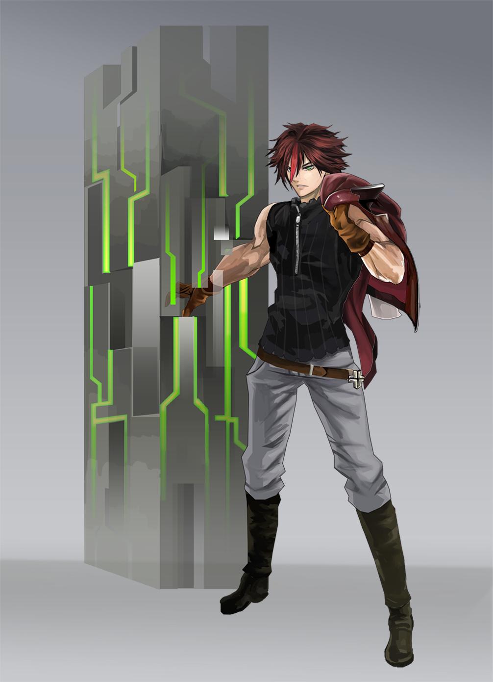 monolith by nijiooezt