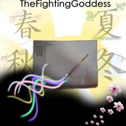 TheFightingGoddess ID
