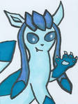 Glaceon - Who needs Ice Beam when you've got DIG!?