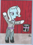 Trixie as Zatanna -Artist Training Grounds 3 Day 3