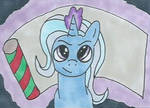 NATGday10: Great and Powerful Gift Wrap