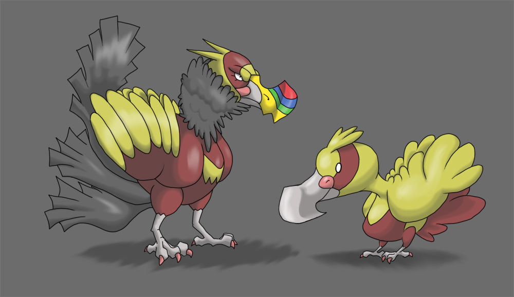 Rumble Birds by El-Dark-Core