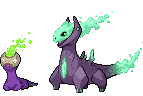 Sprite Art Trade by El-Dark-Core