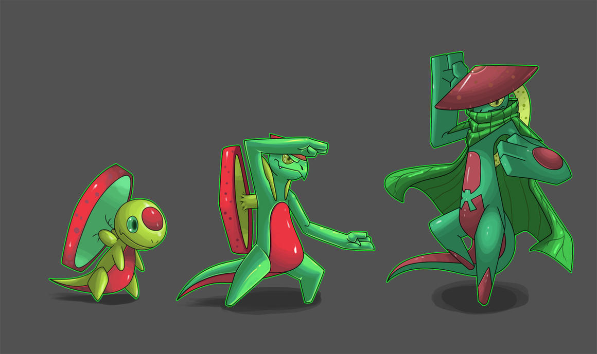 Alternative Grass Starter by El-Dark-Core