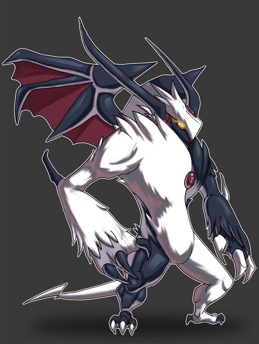 Absol Evolution by El-Dark-Core