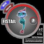 #7: Fistail by El-Dark-Core