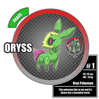#1: Oryss by El-Dark-Core