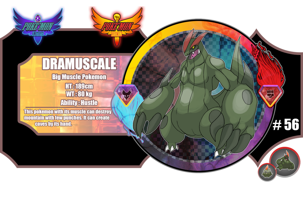#56: Dramuscale by El-Dark-Core