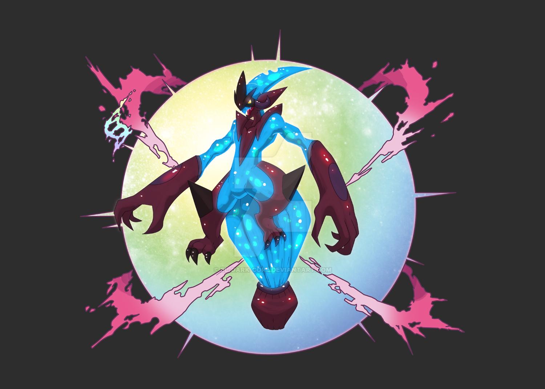 Mega Asurail by El-Dark-Core on DeviantArt