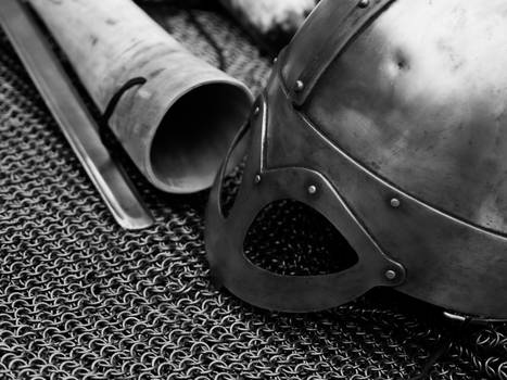 Viking Helmet 00 - Feb 14