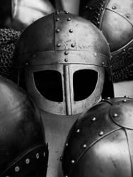 Viking Helmet 01 - Feb 14