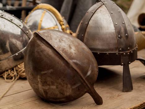 Viking Helmet 02 - Feb 14