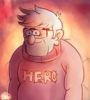Hero by Blue-Sweet-tea