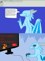 Five Nights at Queen Scarlet's