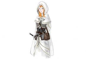 Sister Cerylia Weaver by shipanda01
