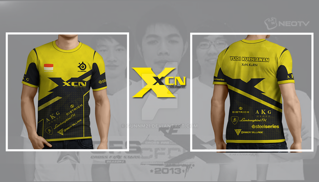 Preview Jersey 1 by GuNnM21