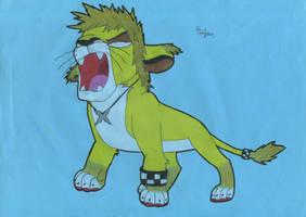 Roxas - Roar of the Birthday