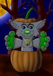 Pumpkin YCH silva keksi
