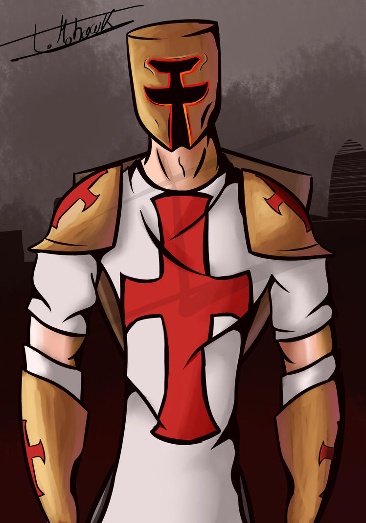 Crusader by IrvingMohawk