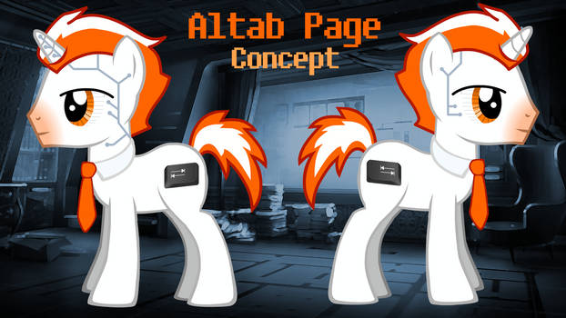 Altab Page [OC Concept]