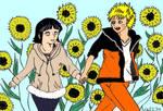 : Among Sunflowers :NaruHina: