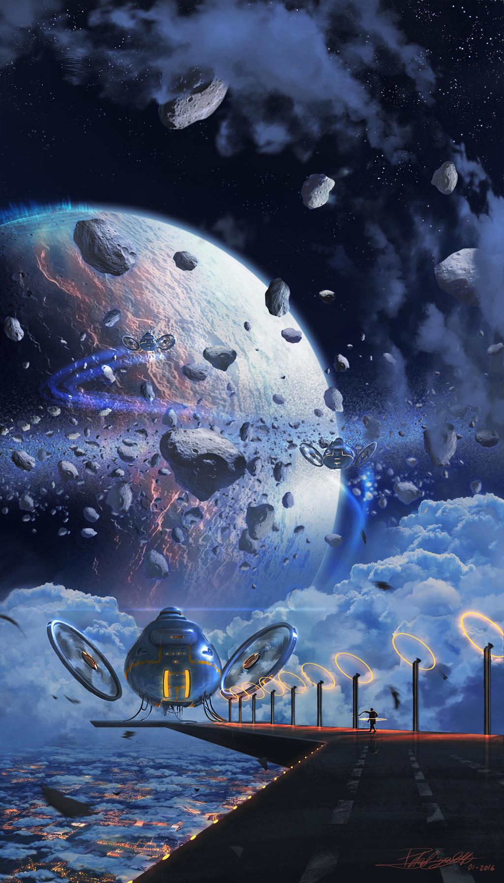Asteroid Belt Blues