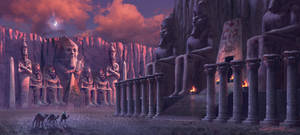 Ancient Civilizations Lost and Found  Concept 01