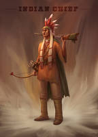 <b>Indian Chief</b><br><i>PedroDeElizalde</i>