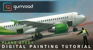 <b>Plane Study TUTORIAL</b><br><i>PedroDeElizalde</i>