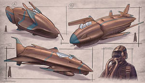 <b>Fighters / Spaceships</b><br><i>PedroDeElizalde</i>