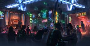 Cyberpunk Universe 1
