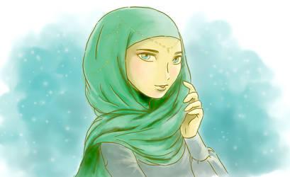 My Hijab by susandevy
