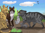 Welcome to Riverclan (WCFC Contest Entry)