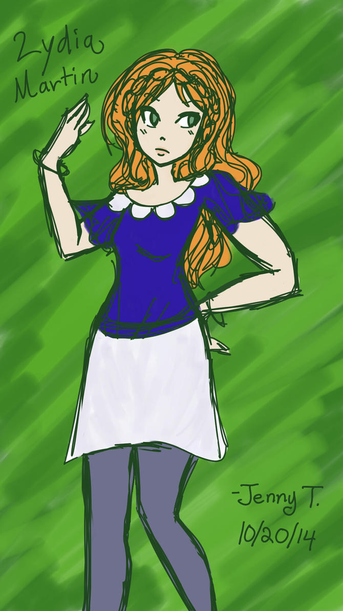 TW - Lydia Martin by Starshinesoldier