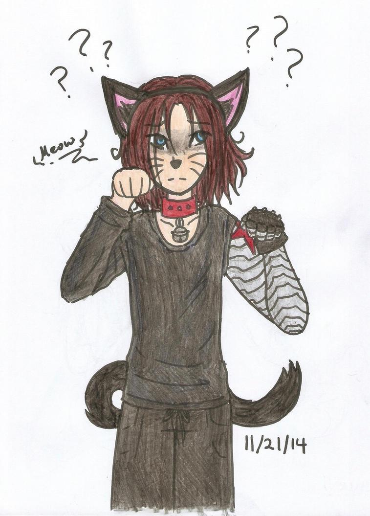 CATWS - The Winter Kitten by Starshinesoldier