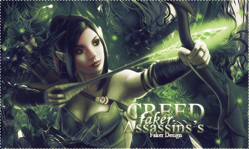 [100814] Creed C4D by LeosDark-Moon