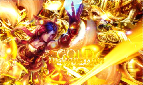 [110814] C4D GOLD by LeosDark-Moon