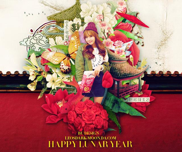 [01022016] HAPPY LUNAR YEAR by LeosDark-Moon