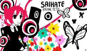 Kasane Teto: Saihate by Kotome-sama