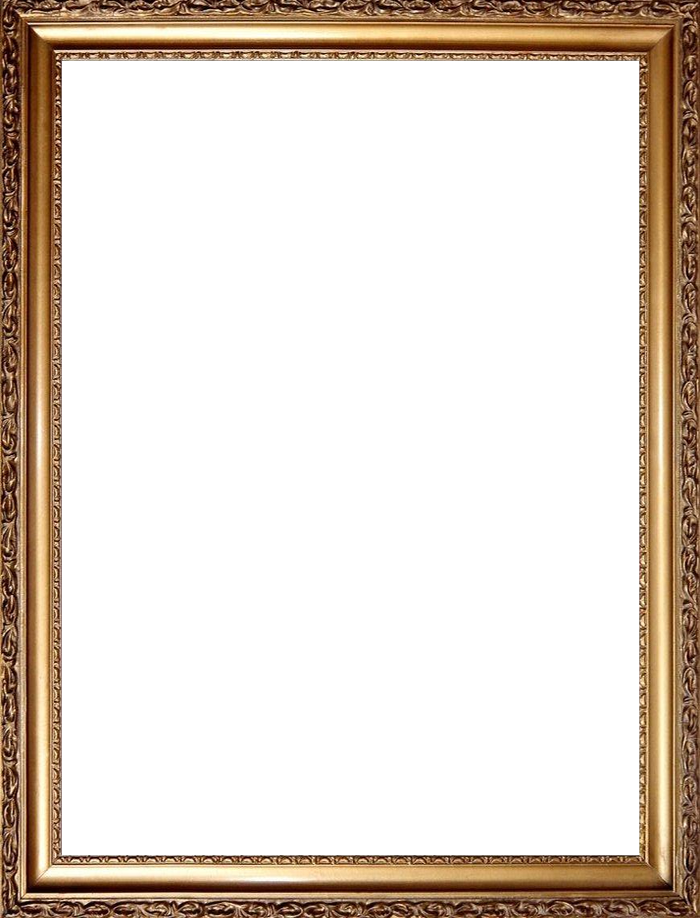 empty frame by cnpollard - Empty Picture Frame