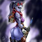 Widowmaker - raider (sharpshooter)