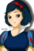 Snow White by AsyaMimo