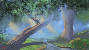EnchantedForestEnvironment 07-28-2021