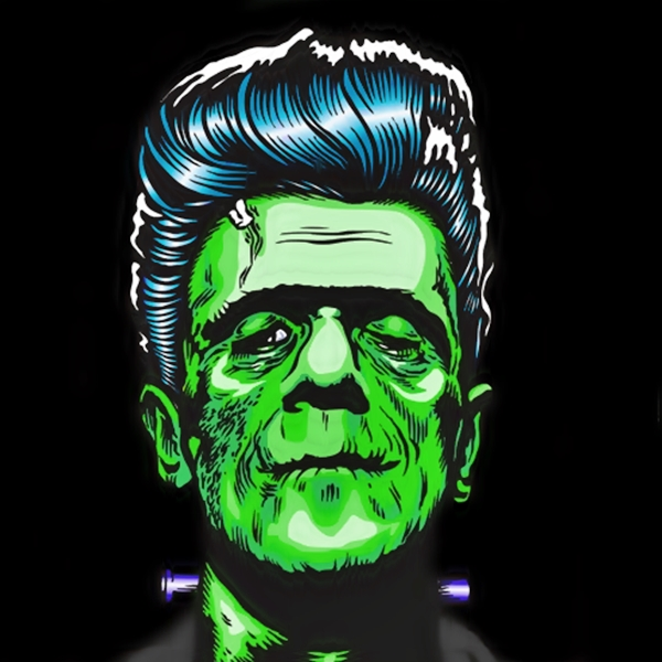 Rockabilly Wallpaper: Rockabilly Frankenstein By Pave65 On DeviantArt
