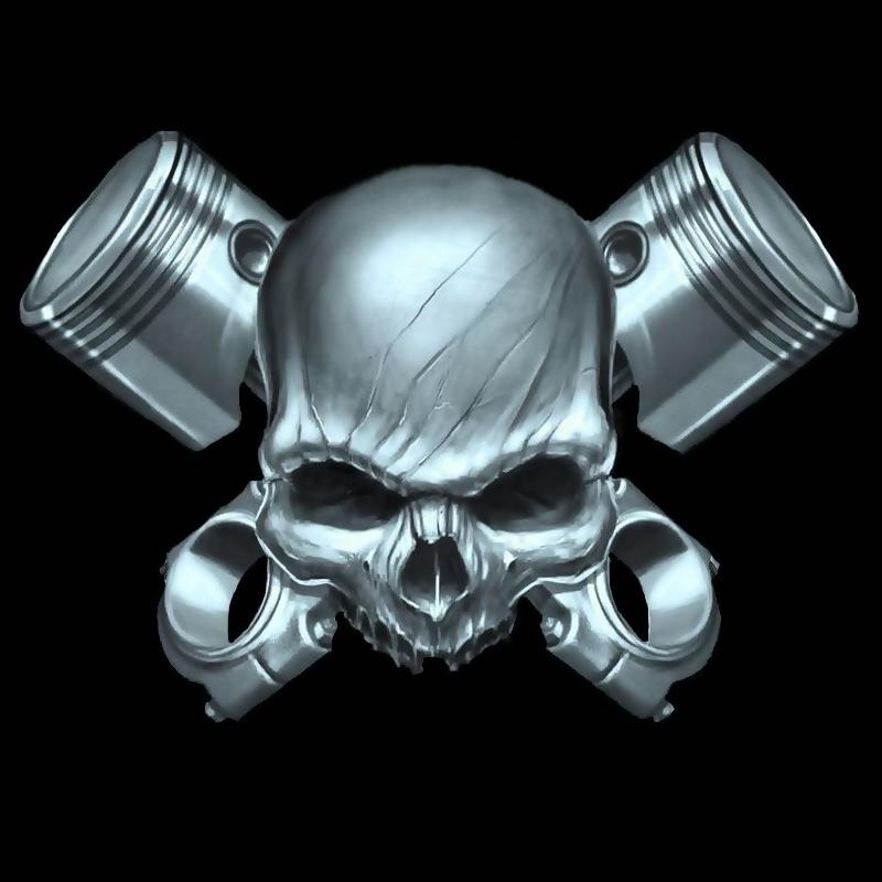 Motor skull by pave65 on deviantart motor skull by pave65 voltagebd Images