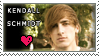 Kendall Stamp by KumoriDragon