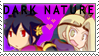 Dark Pit x Viridi Stamp by KumoriDragon