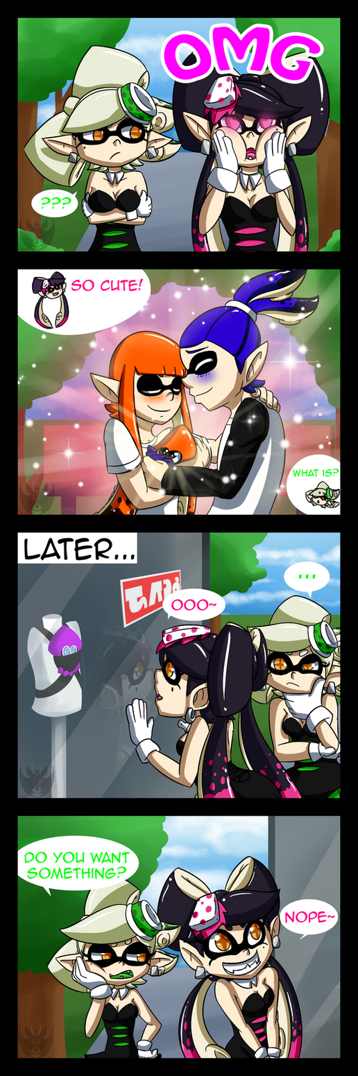 Splatoon Squishies By Kumoridragon On Deviantart