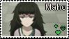 Maho Hiyajo Stamp by KumoriDragon
