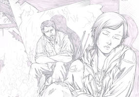 The Last of Us by Dannith